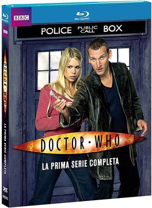 Doctor Who - Stagione 1 (BBC, Neuauflage, 4 Blu-rays)
