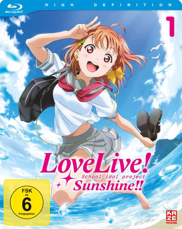 Love Live! Sunshine!! - Staffel 1 - Vol. 1