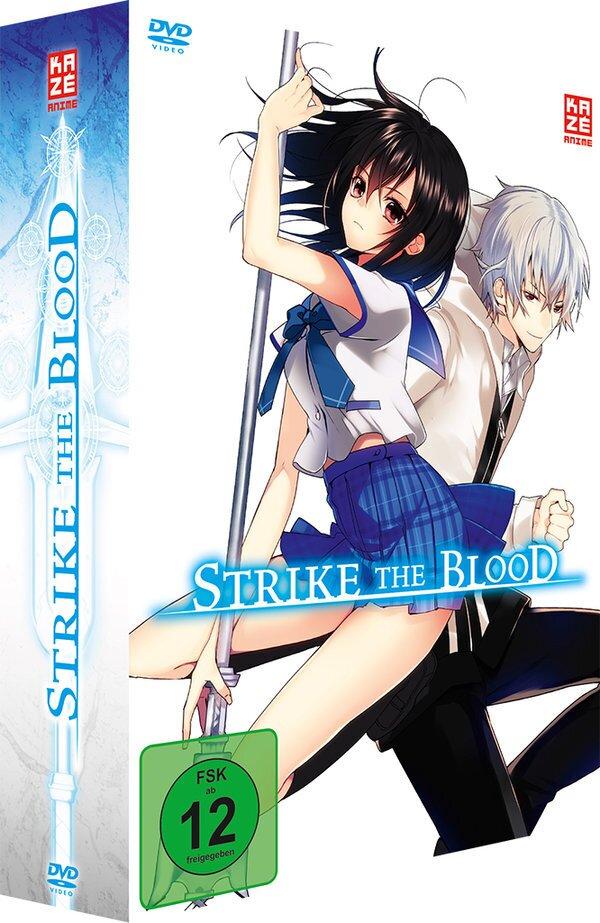Strike the Blood - Staffel 1 - Vol. 1 (+ Sammelschuber, Limited Edition)
