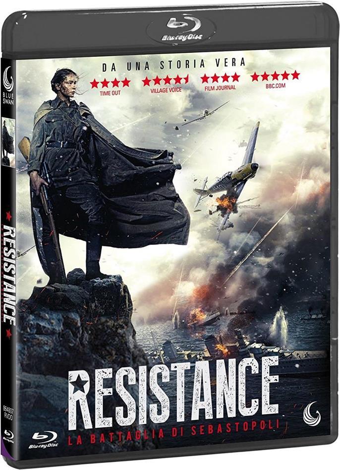 Resistance - La battaglia di Sebastopoli (2015)