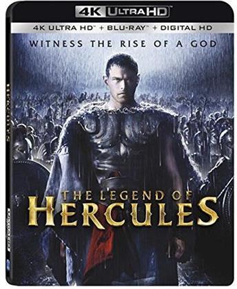 The Legend Of Hercules (2014) (4K Ultra HD + Blu-ray)
