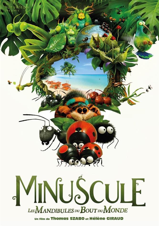 Minuscule 2 - Les Mandibules du bout du monde (2018)