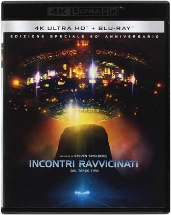 Incontri ravvicinati del terzo tipo (1977) (Director's Cut, Versione Cinema, Edizione Speciale 40° Anniversario, 4K Ultra HD + Blu-ray)