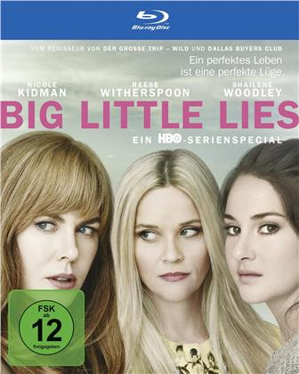 Big Little Lies - Staffel 1 (3 Blu-rays)