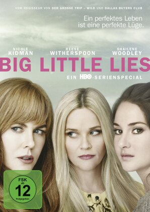 Big Little Lies - Staffel 1 (3 DVDs)