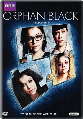 Orphan Black - Season 5 (BBC, 3 DVDs)