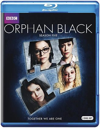 Orphan Black - Season 5 (BBC, 2 Blu-ray)