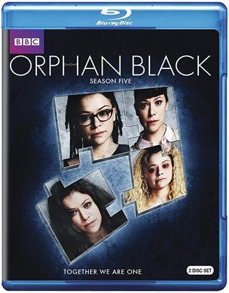 Orphan Black - Season 5 (BBC, 2 Blu-rays)