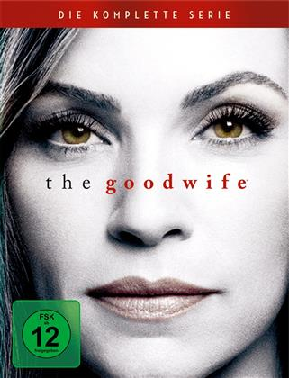 The Good Wife - Die komplette Serie - Staffel 1-7 (42 DVDs)