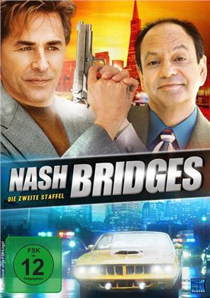 Nash Bridges - Staffel 2 (6 DVDs)