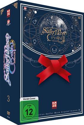 Sailor Moon Crystal - Vol. 5 - Staffel 3.1 (+ Sammelschuber, Limited Edition, 2 DVDs)