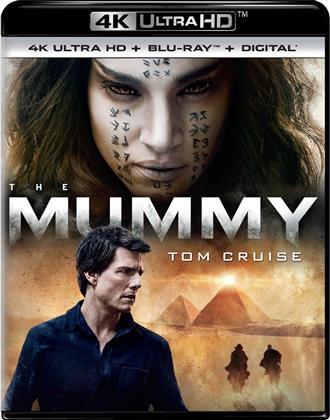 The Mummy (2017) (4K Ultra HD + Blu-ray)