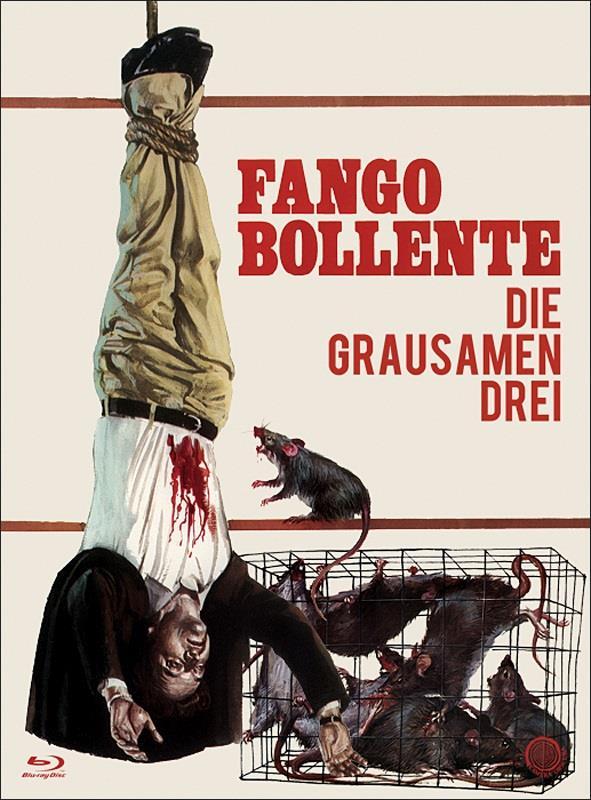 Fango Bollente - Die grausamen Drei (1975) (Italian Genre Cinema Collection, DigiPak, Limited Edition, Uncut)