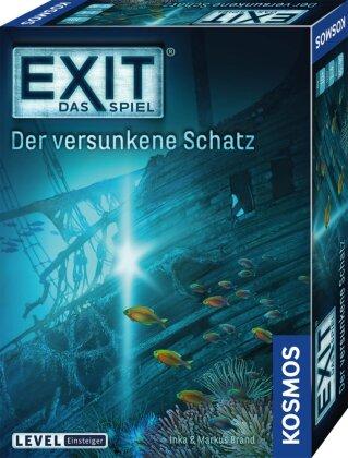 EXIT - Das Spiel: Der versunkene Schatz