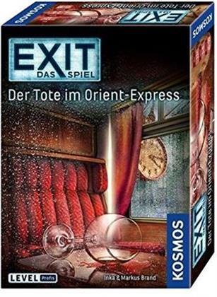 EXIT - Das Spiel: Der Tote im Orient