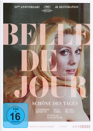 Belle de Jour - Die Schöne des Tages (1967) (Arthaus, 50th Anniversary Edition, 2 DVDs)