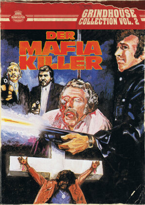 Der Mafia Killer (1974) (Grindhouse Collection, Unzensiert, Limited Edition, Blu-ray + DVD)
