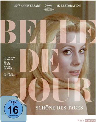 Belle de Jour - Schöne des Tages (1967) (Arthaus, 50th Anniversary Edition)