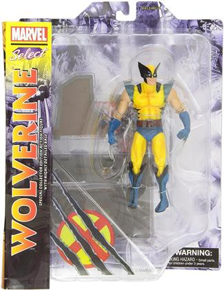 Marvel Select: Wolverine - Actionfigur
