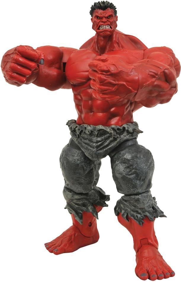 Marvel Select: Red Hulk - Actionfigur