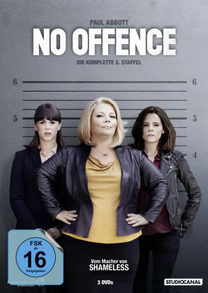 No Offence - Staffel 2 (3 DVDs)