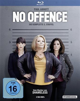 No Offence - Staffel 2 (2 Blu-rays)