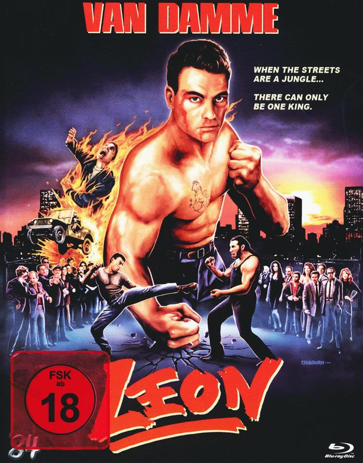 Leon (1990) (Kleine Hartbox, 25th Anniversary Edition, Collector's Edition, Director's Cut, Limited Edition, Uncut)