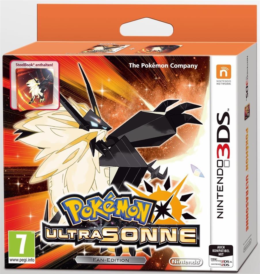 Pokémon Ultra Sonne - Fan-Edition