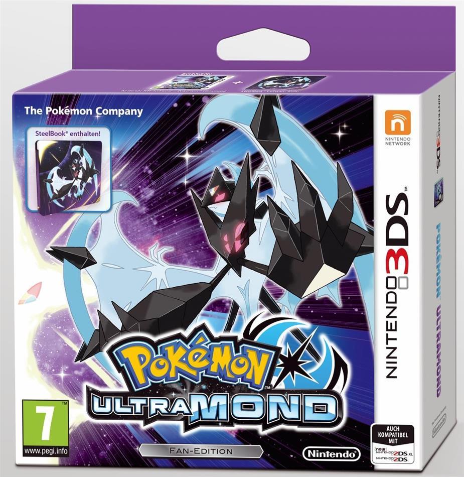 Pokémon Ultra Mond - Fan-Edition