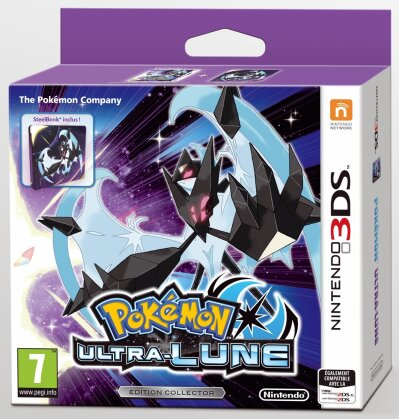 Pokémon Ultra Lune - Fan-Edition
