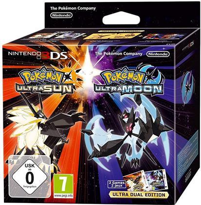 Pokémon Ultra Sun & Pokémon Ultra Moon – Ultra Dual Edition