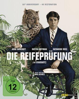 Die Reifeprüfung (1967) (4K Restoration, Arthaus, Edizione 50° Anniversario)
