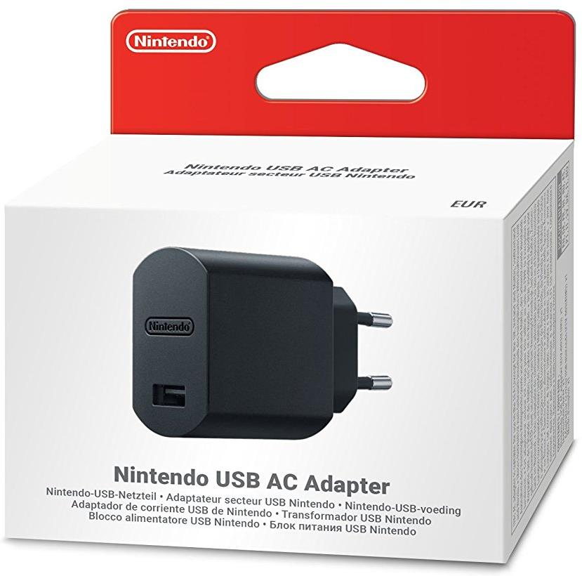Super Nintendo Entertainment System - Classic Mini USB AC Adapter [SNES]