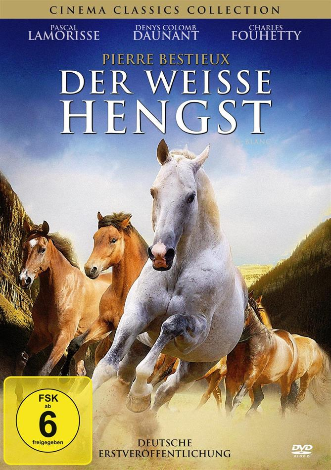 Der weisse Hengst (1953) (Cinema Classics Collection, n/b)