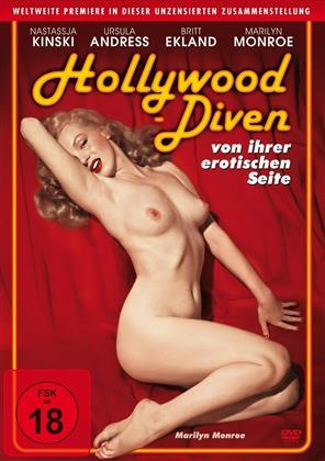 Hollywood-Diven von ihrer erotischen Seite
