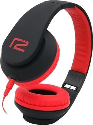 ready2music Inspiria - black/red
