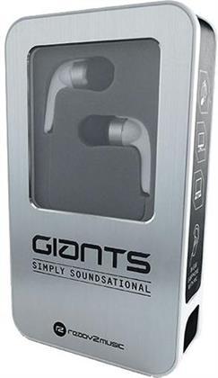 ready2music Giants - white