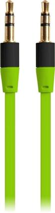 ready2music Aux-Kabel - green