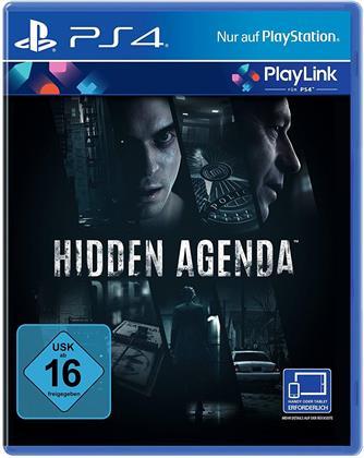 Hidden Agenda (Playlink) (German Edition)