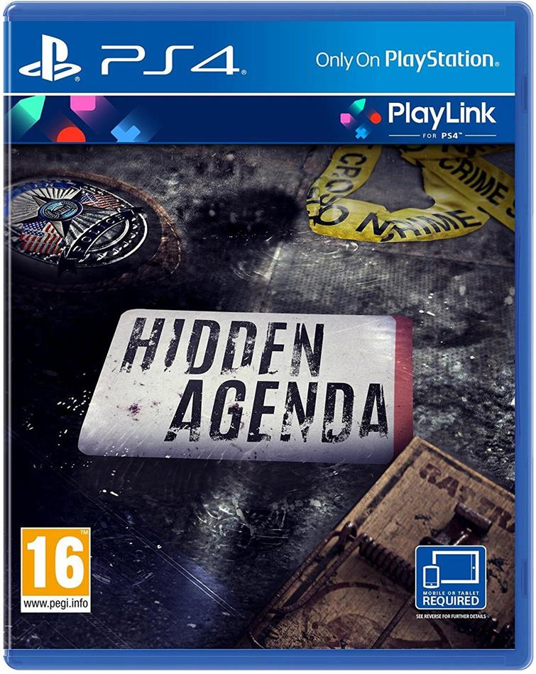 Hidden Agenda (Playlink)