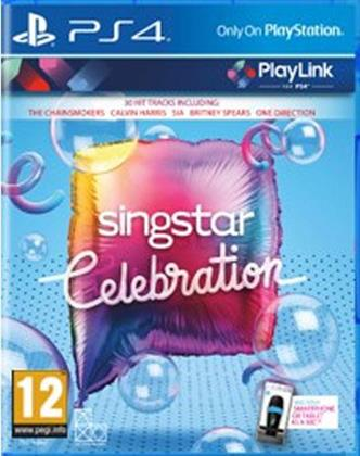 SingStar Celebration (Playlink) (Swiss Edition)