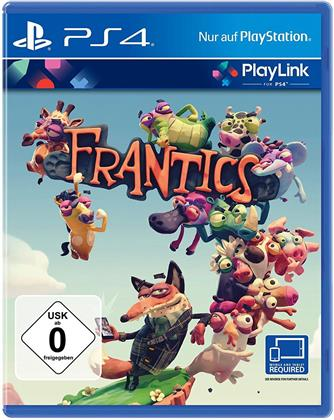 Frantics (Playlink) (German Edition)