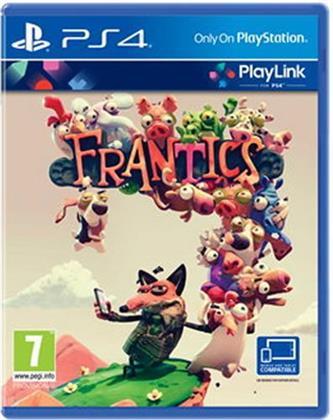 Frantics - (Playlink)