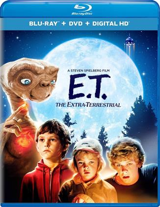 E.T. The Extra-Terrestrial (1982) (Blu-ray + DVD)
