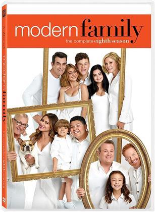 Modern Family - Season 8 (3 DVDs)