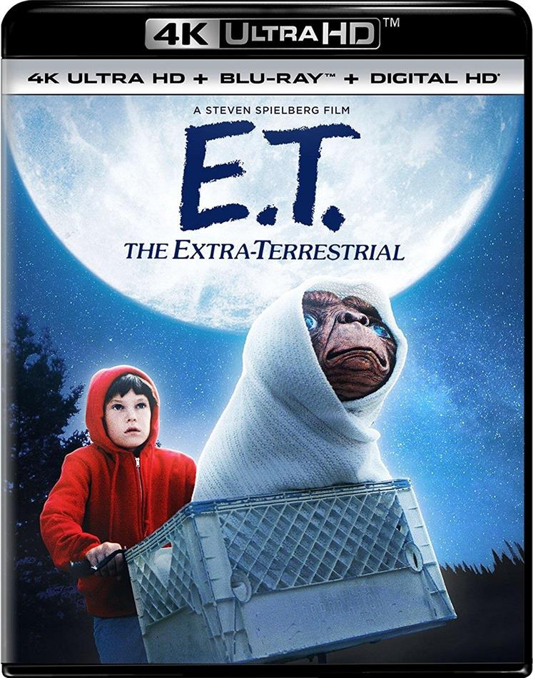 E.T. the Extra Terrestrial 1982 Hindi Dual Audio 300MB BluRay 480p ESubs Download