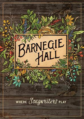 Various Artists - Barnegie Hall - Where Songwriters play (2 DVDs)