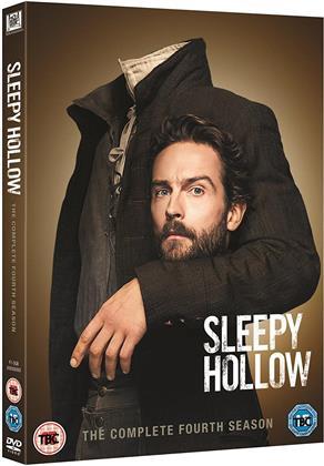 Sleepy Hollow - Season 4 - The Final Season (4 DVDs)