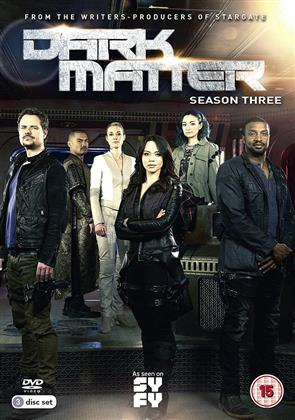 Dark Matter - Season 3 (3 DVDs)