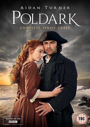 Poldark - Series 3 (2 DVDs)